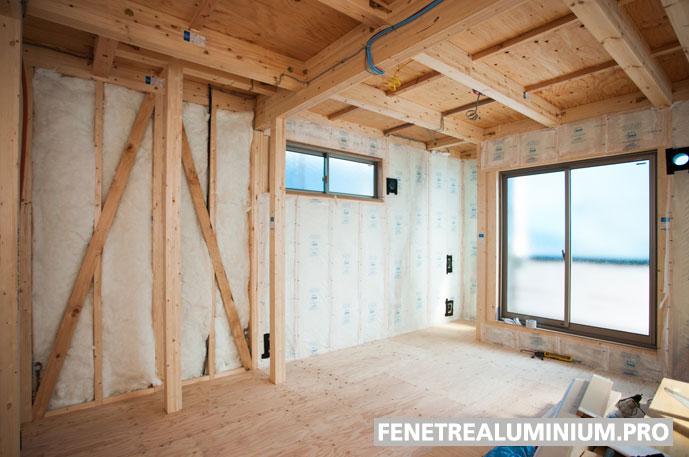 comment poser une fen tre en aluminium. Black Bedroom Furniture Sets. Home Design Ideas