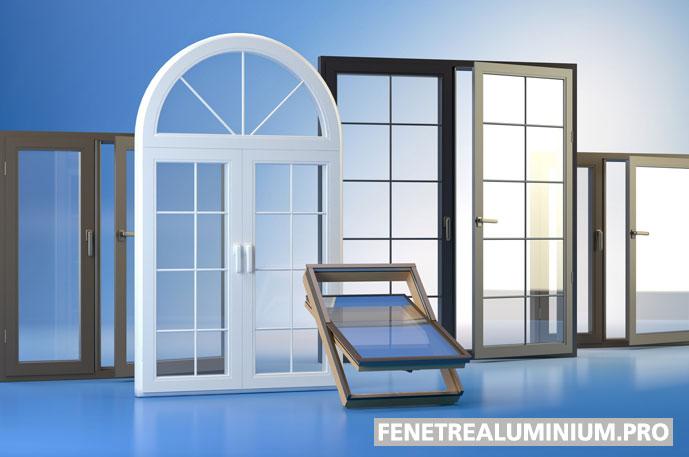 Les Modèles De Fenêtre Battante Fenetrealuminiumpro
