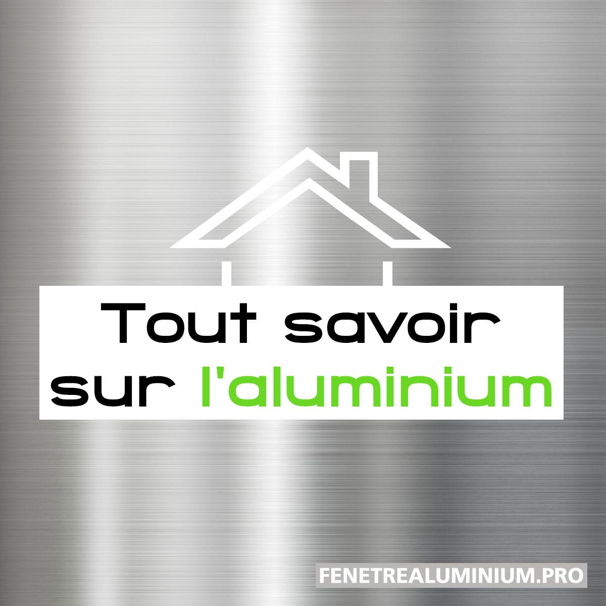 maison aluminium icon
